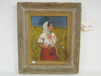 72: CIKOVSKY, NICOLAIS (1894-1987, Russian/American)