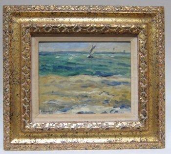 89: CHAUVET, FLORENTIN-LOUIS (FRENCH, 1878-1958)