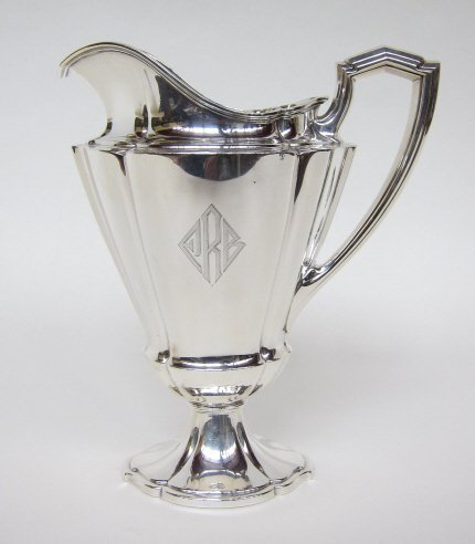 354: WALLACE STERLING SILVER PITCHER