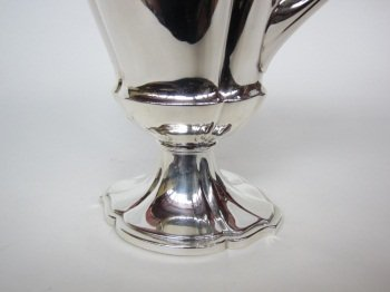 354: WALLACE STERLING SILVER PITCHER - 3