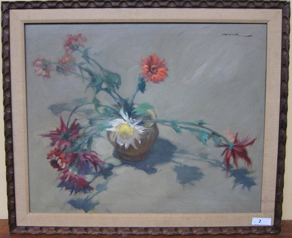 2: MONEDERO, MANUEL (1925-2002, SPANISH)