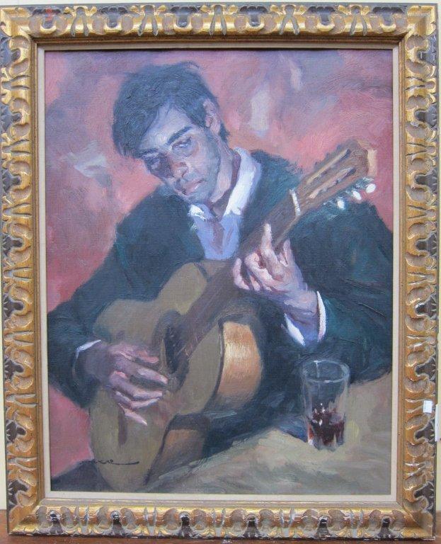 6: MONEDERO, MANUEL (1925-2002,SPANISH)