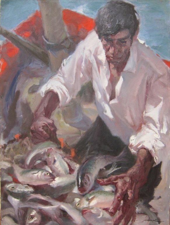 7: MONEDERO, MANUEL ( 1925-2002, SPANISH)