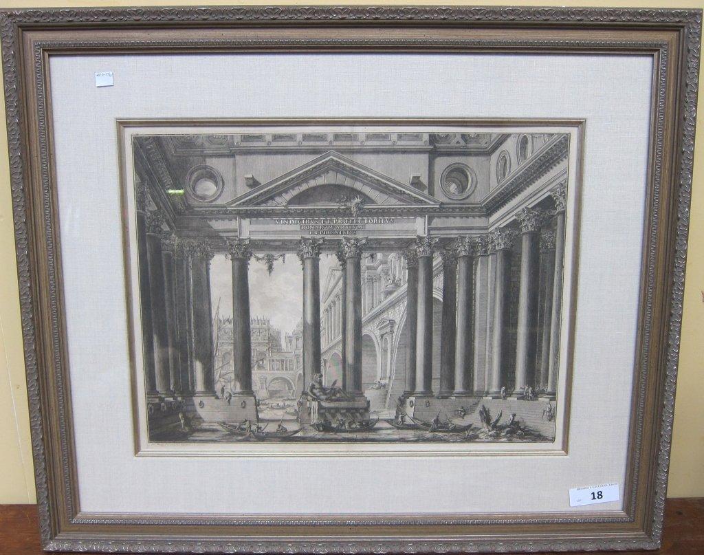 18: PIRANESI, GIOVANNI BATTISTA (ITALIAN, 1720-1778)