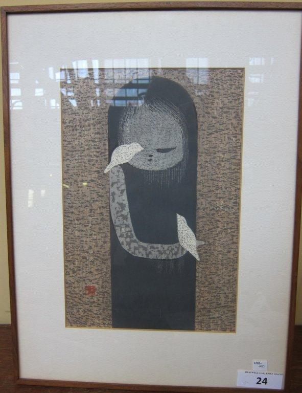 24: KAWANO, KAORU (JAPANESE, 1916-1965)