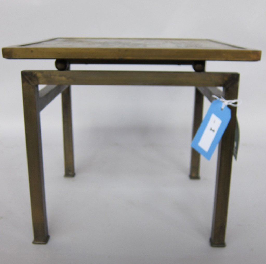 PHILIP & Kelvin LAVERNE SIDE TABLE - 2