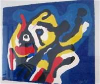 APPEL, KAREL (1921-2006, Dutch)