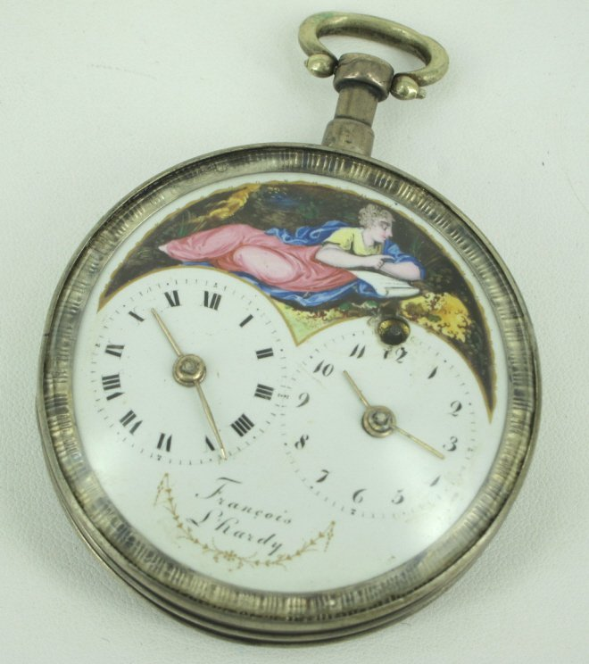 VERGE POCKET WATCH