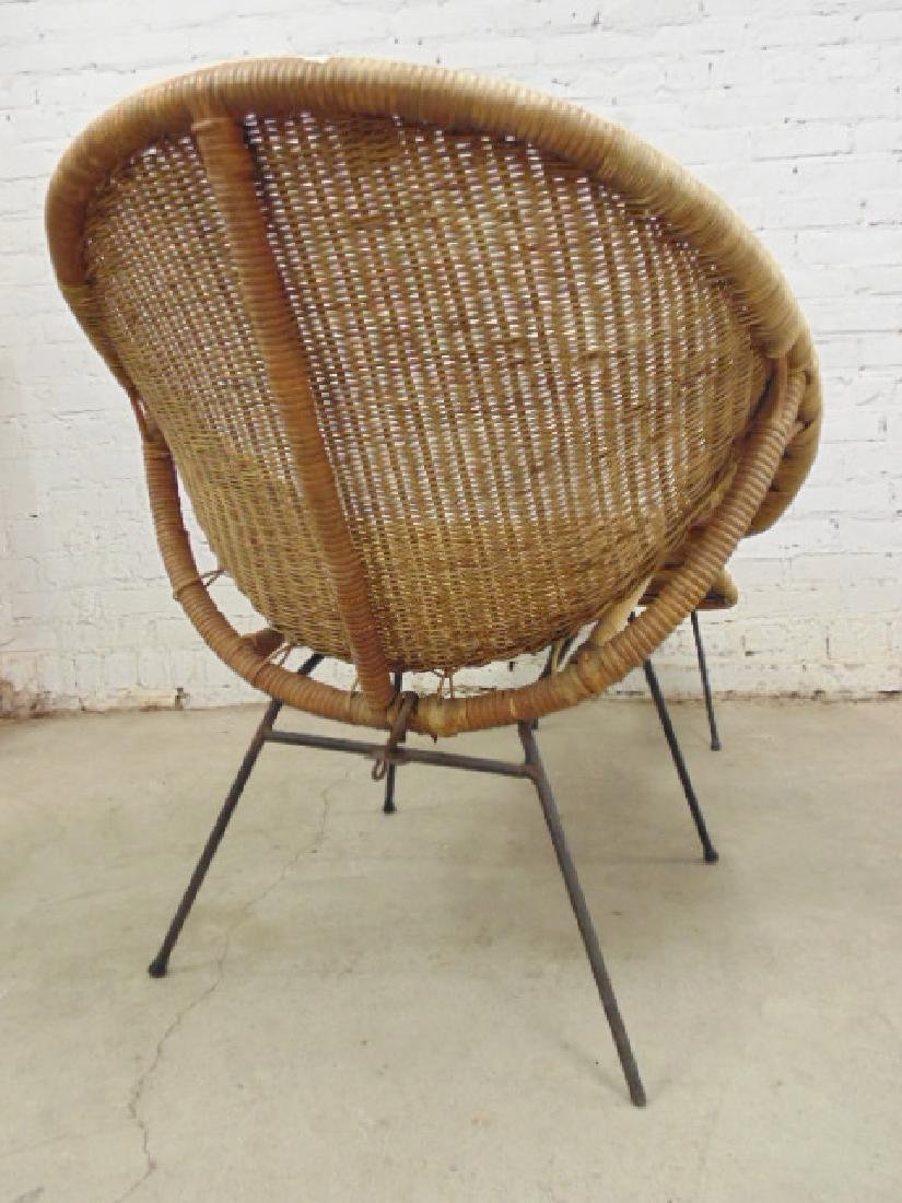 Cal-Asia wicker chaise lounge - 5