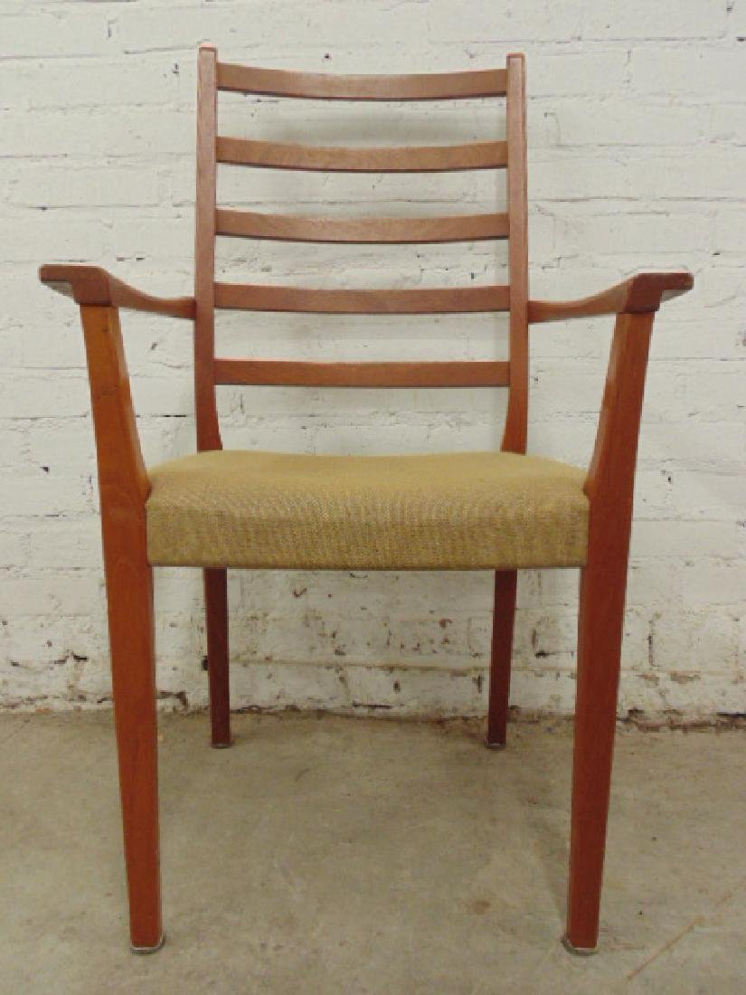 6 MCM teak chairs by Svegard Markaryd, Sweden - 6