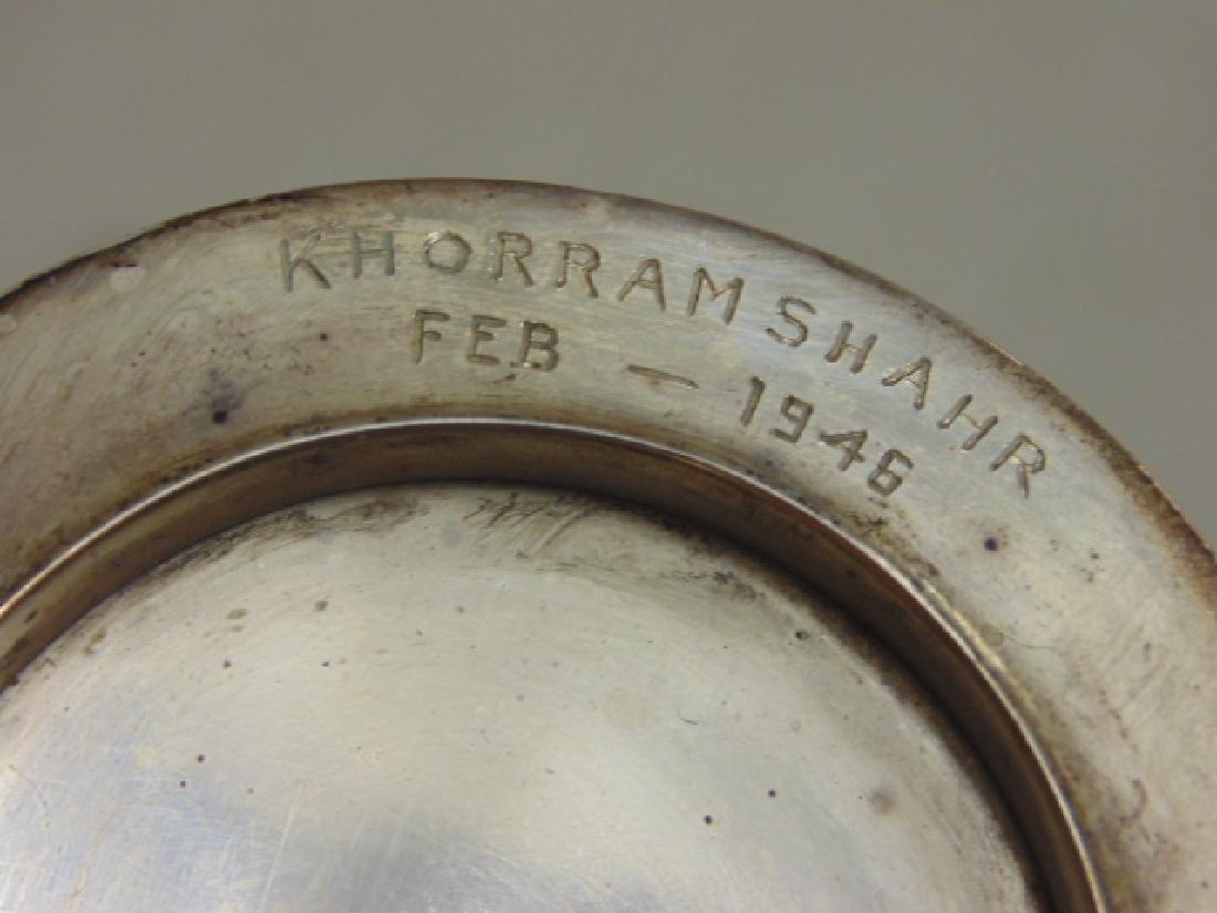 2 fine filigree compacts, Iran, Khorram Shar - 9