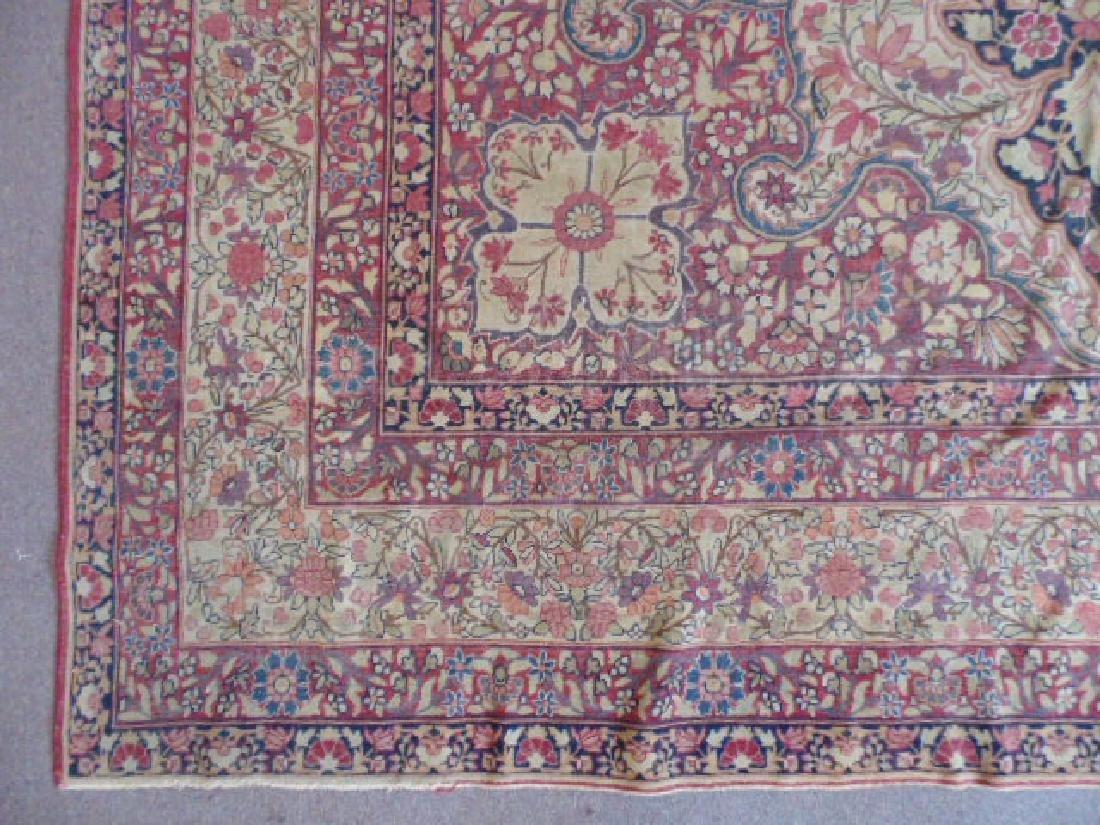 Persian room size carpet, center medallion - 4
