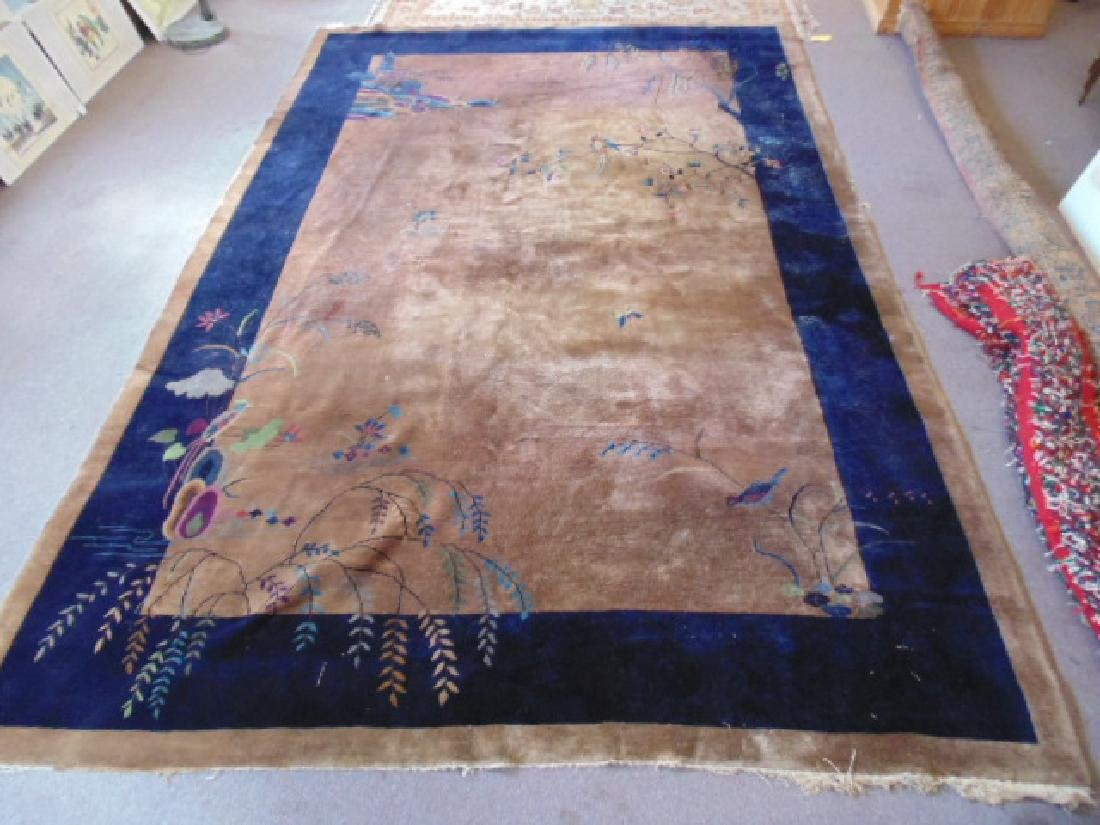 Chinese deco Nichols rug, roomsize