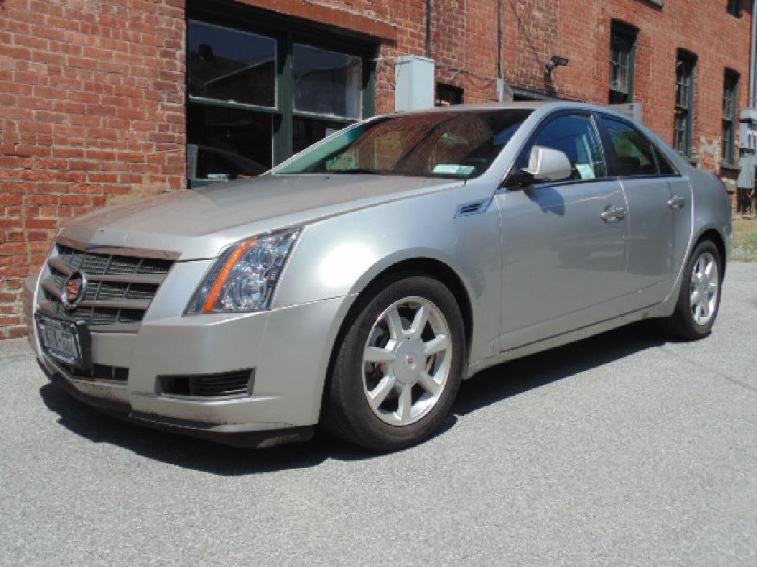 2008 Cadillac, 4 dr. sedan, CTS4, 24853 miles