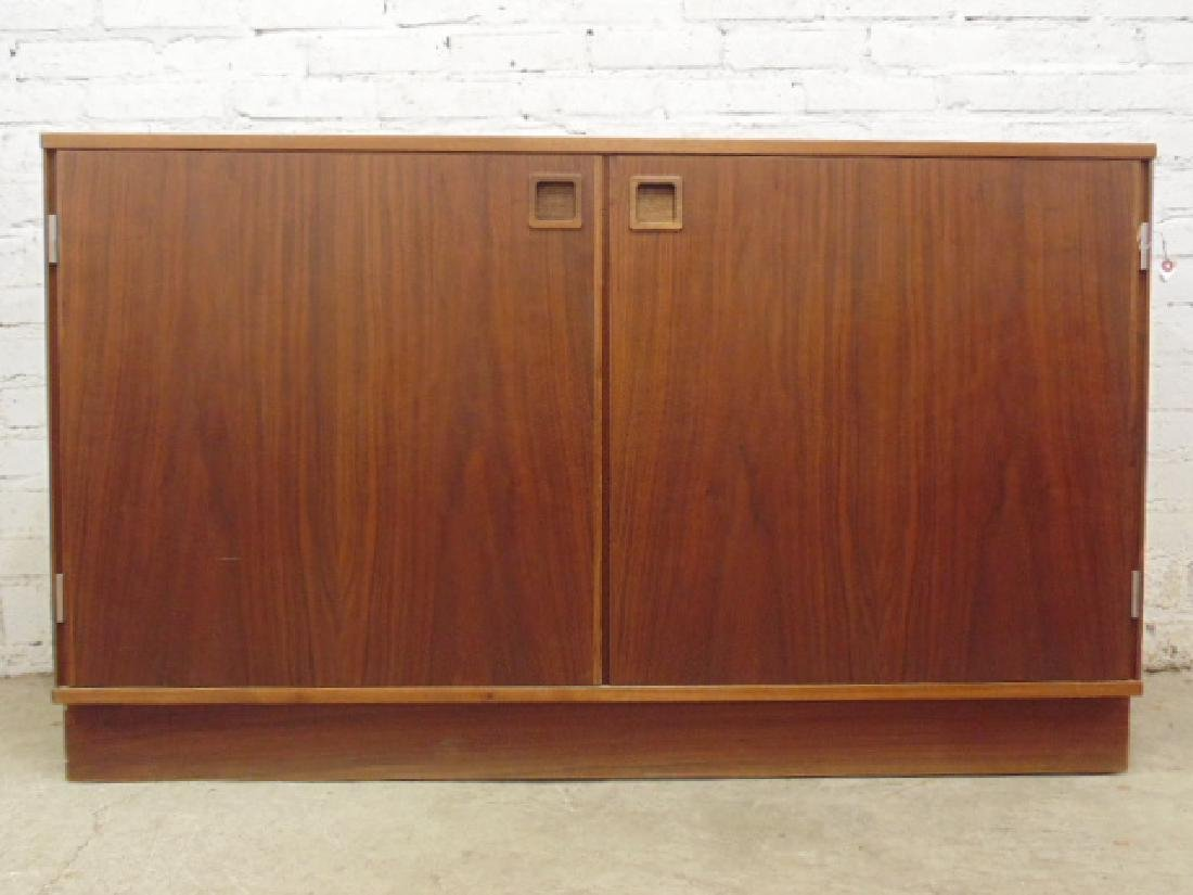 Pair Danish modern cabinets by Pieter Lovig for Dansk - 3