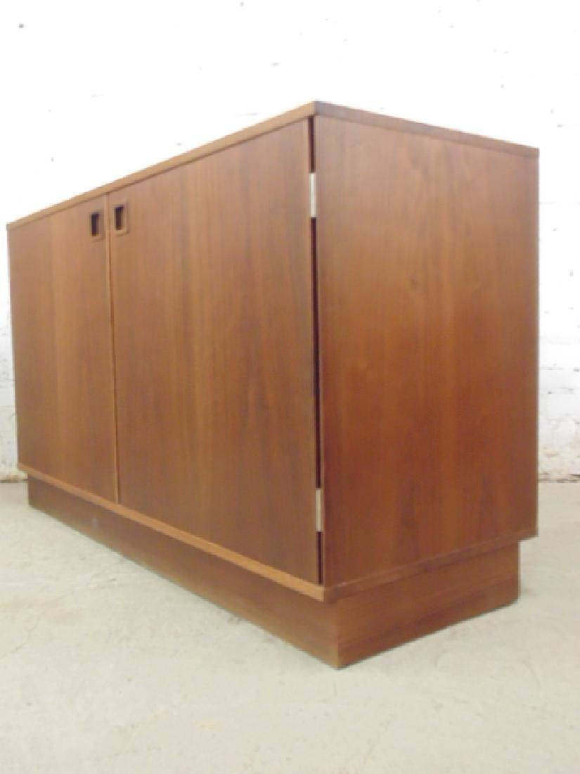 Pair Danish modern cabinets by Pieter Lovig for Dansk - 5