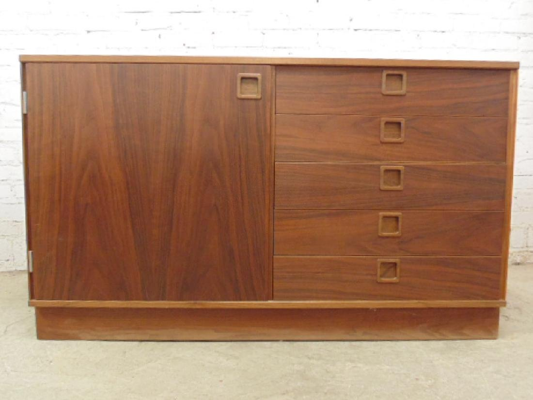 Pair Danish modern cabinets by Pieter Lovig for Dansk - 6