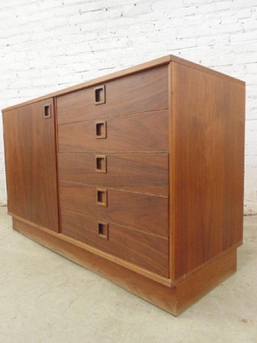 Pair Danish modern cabinets by Pieter Lovig for Dansk - 7
