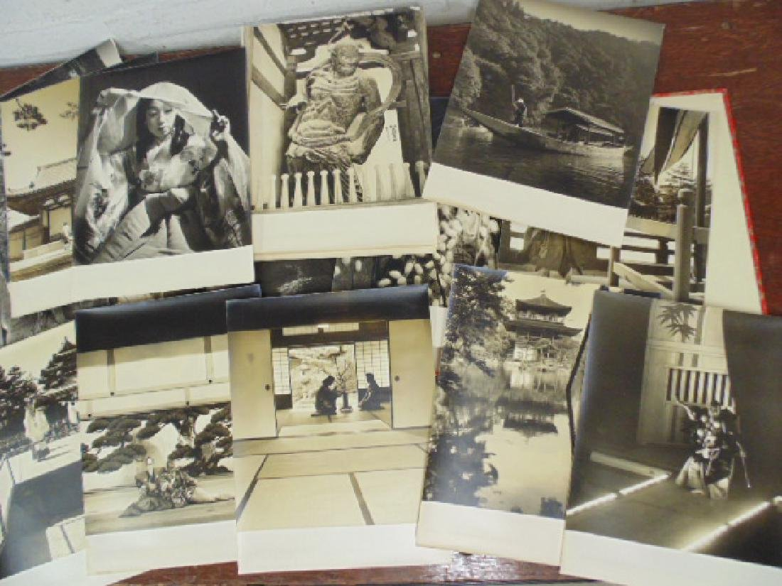 Folder Japanese photographs by Francis Haar