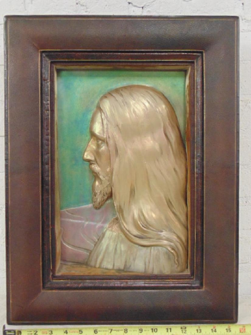 Zsolnay Porcelánmanufaktúra Zrt portrait plaque