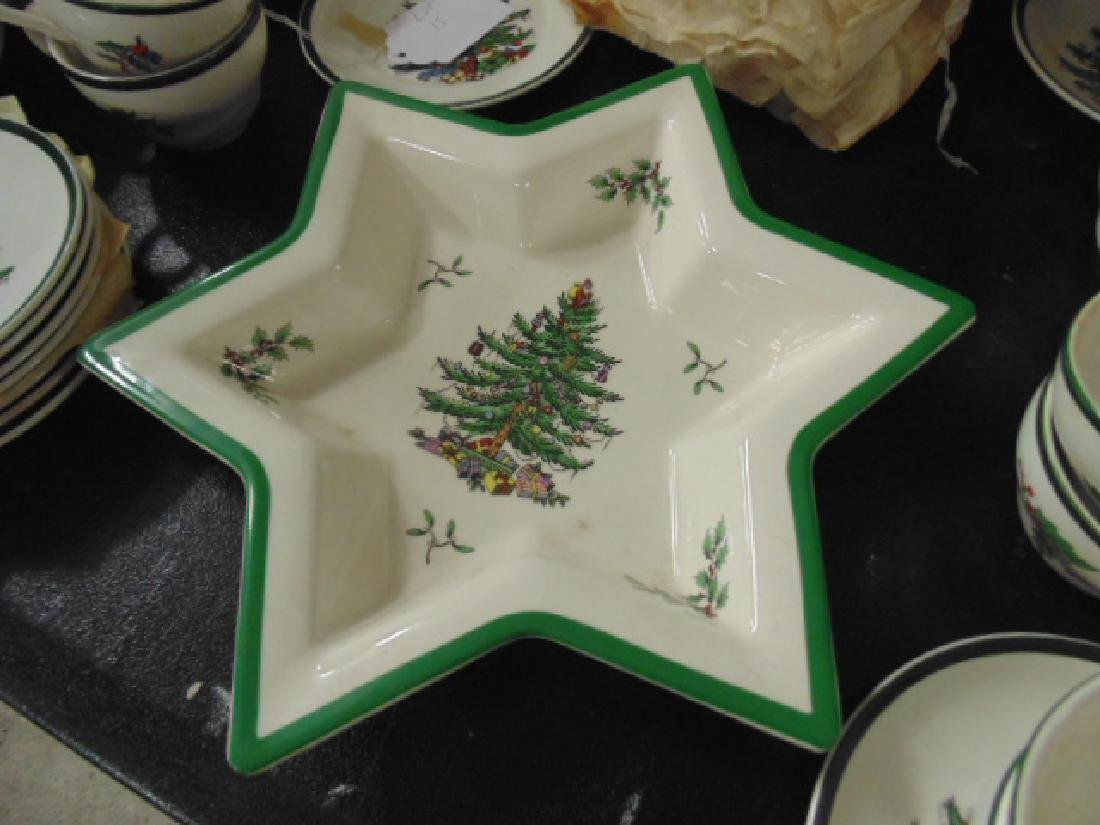 Christmas dinnerware, Lord Nelson for Cuthbertson House - 4