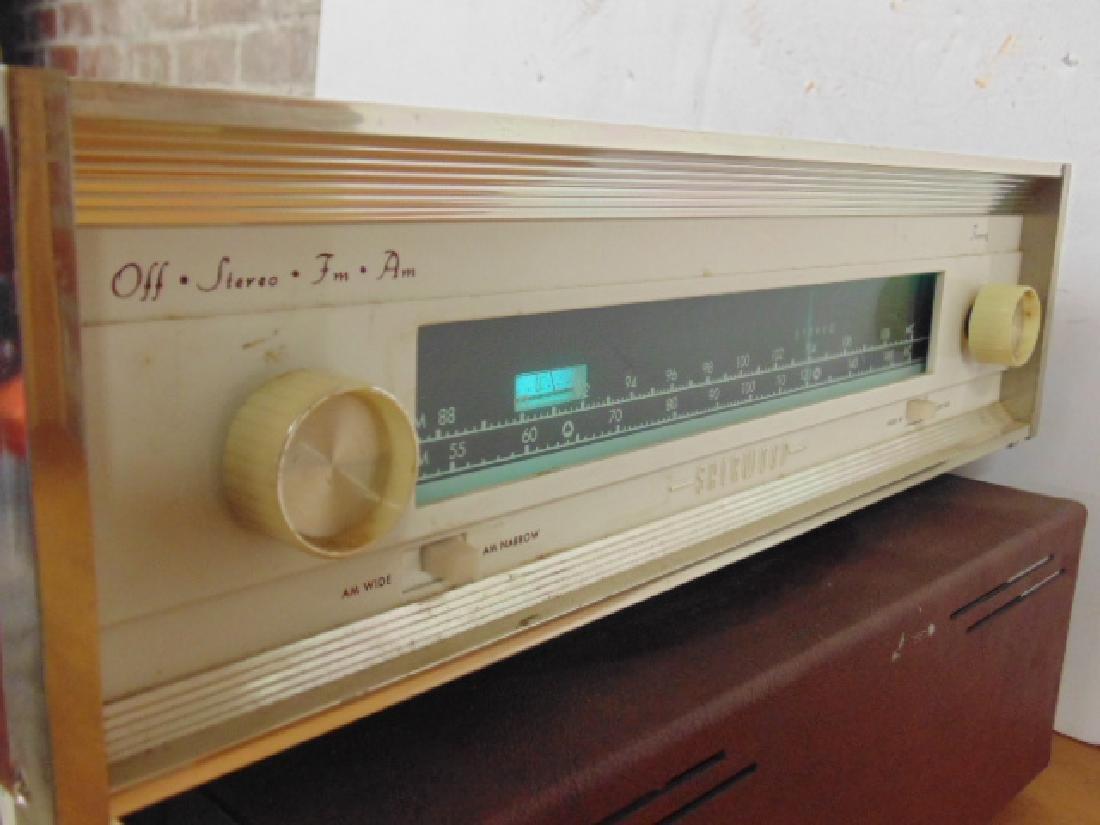 Sherwood S2100 and S5000II 80W stereo amp - 6