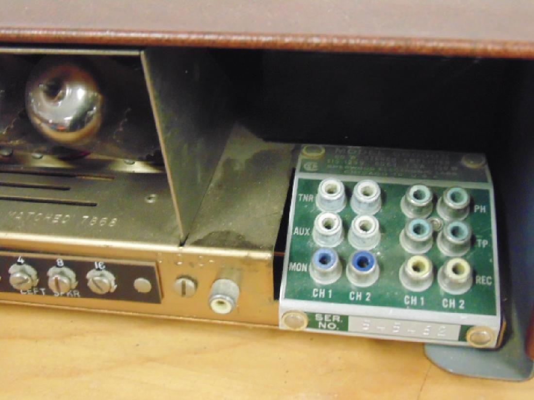 Sherwood S2100 and S5000II 80W stereo amp - 8