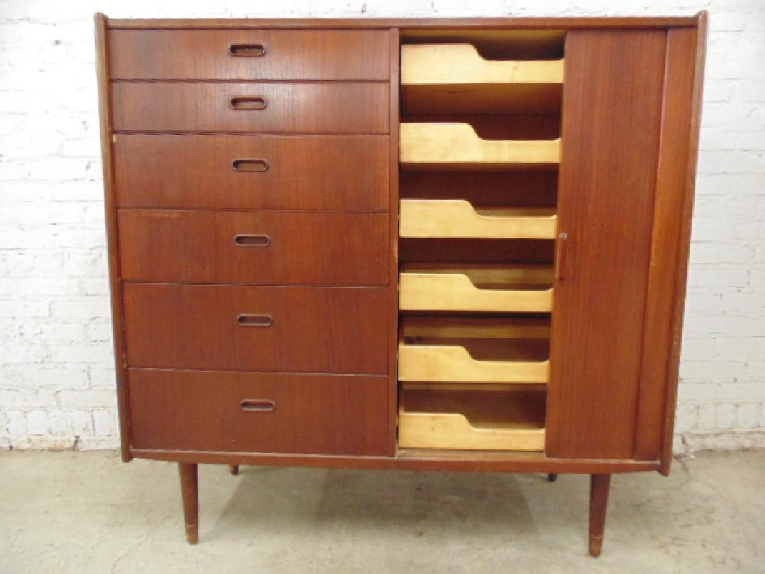 Mid Century rosewood bedroom set - 4
