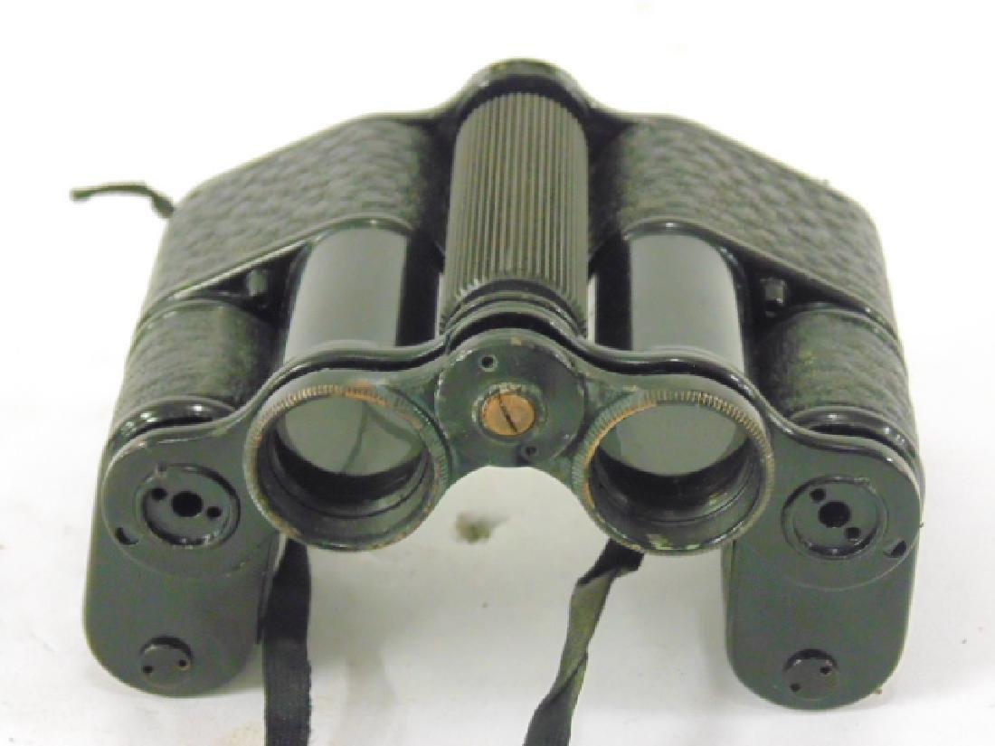 Stout, Negretti & Zambra folding binoculars - 6