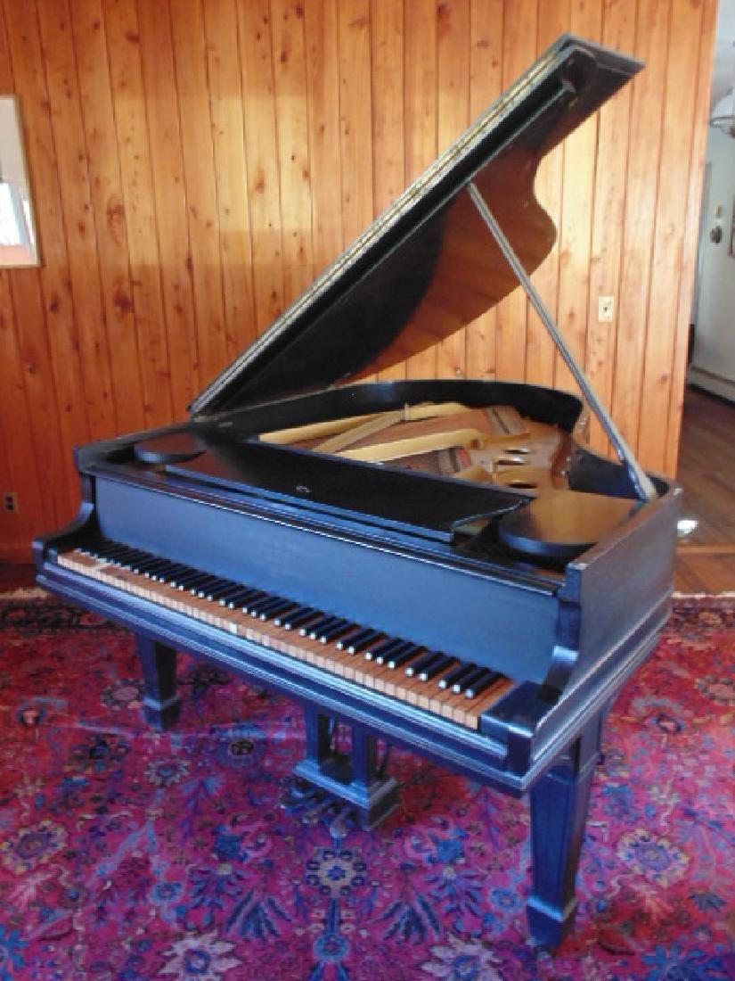 Steinway & Sons grand piano,1900, model O