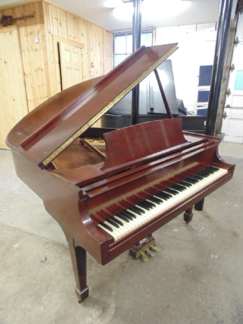 Steinway & sons grand piano, 1951, model S