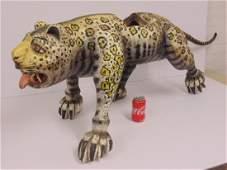Nelson Rockefeller Folk Art Collection, Leopard, 1920's