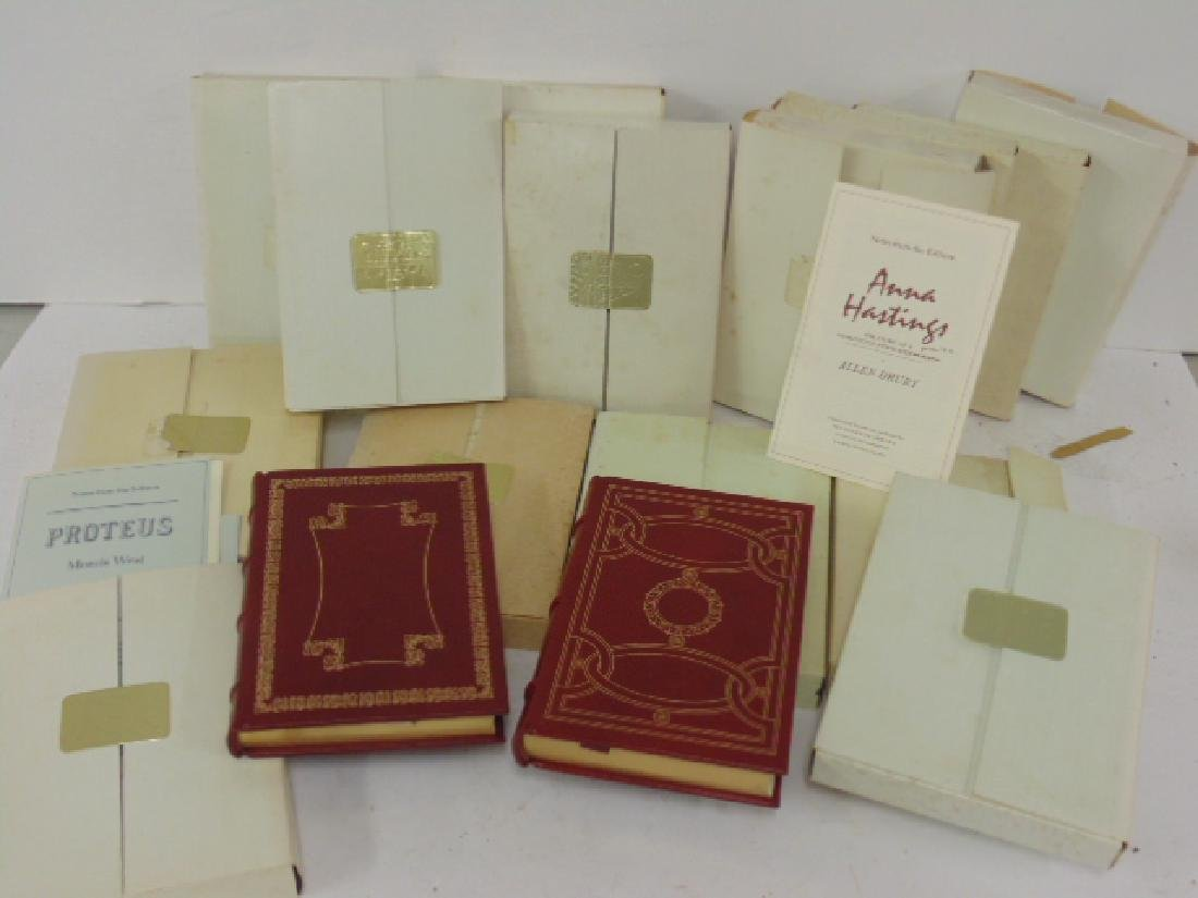 14 books, mint, first editions from First Edition