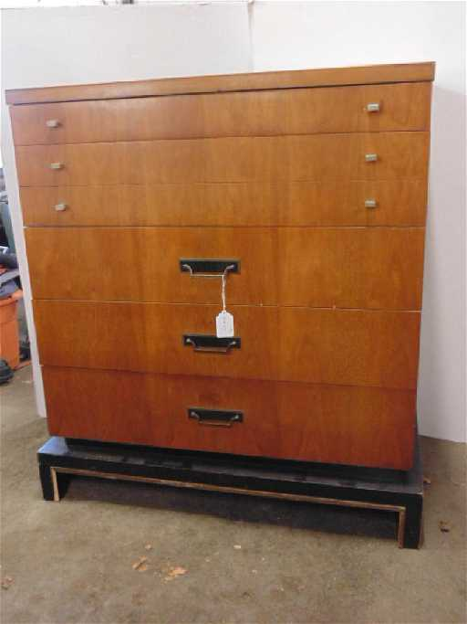 of large drawers original uniflex tallboy mid photo retro vintage hoffstead chest for gunther listings by century