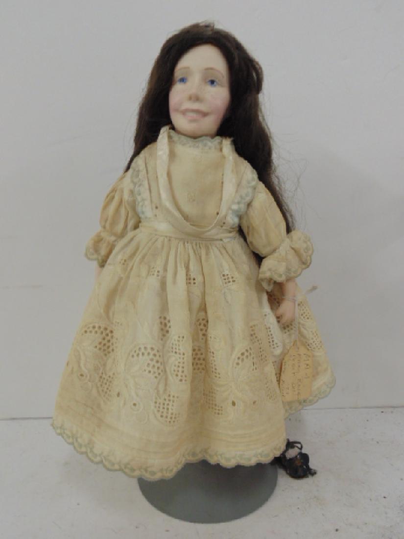 4 dolls by Helen Biggart, Lewis Sorensen, Helen McCook - 3