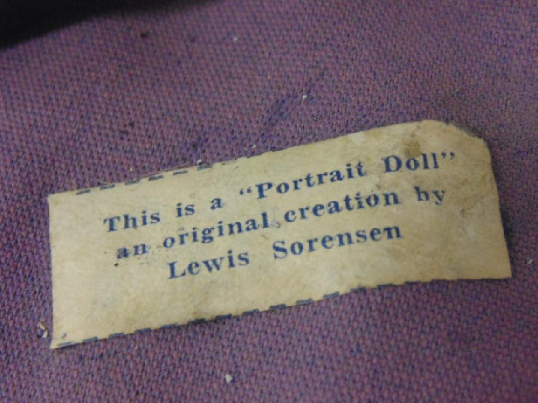 4 dolls by Helen Biggart, Lewis Sorensen, Helen McCook - 7