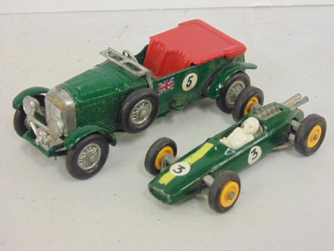 Lot 1960's toy cars, Matchbox by Lesney over 30 cars - 4