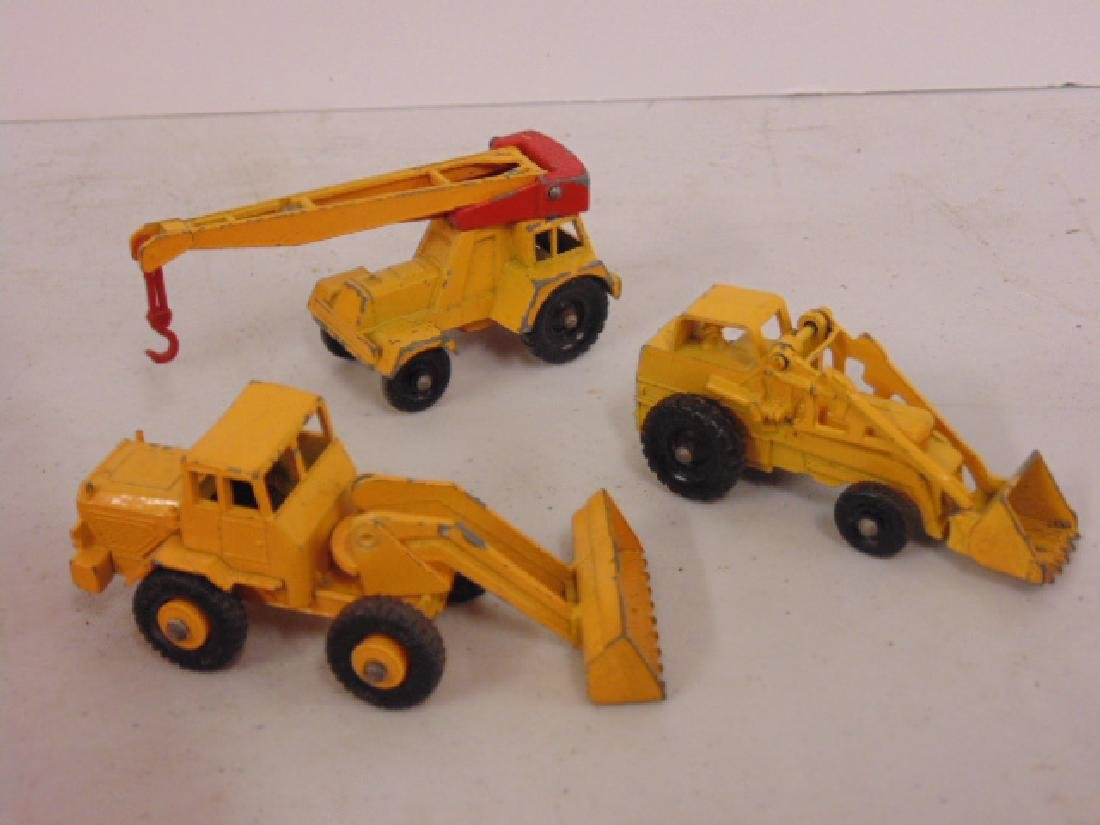 Lot 1960's toy cars, Matchbox by Lesney over 30 cars - 5