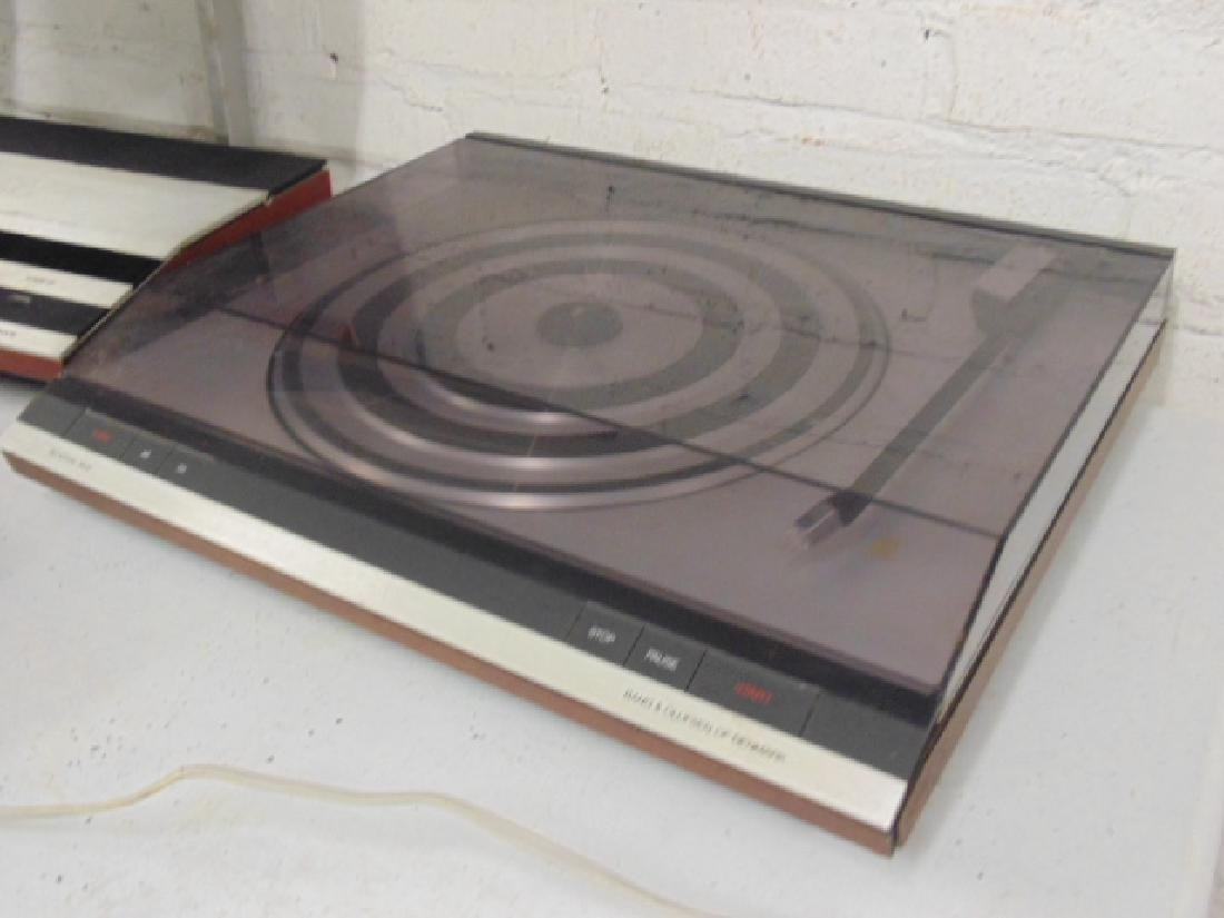 Bang & Olufsen stereo set in mid Century rosewood - 6