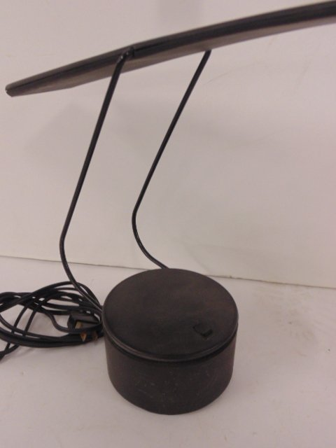 "2 contemporary desk lamps, ""Dove"" Mario Barbaglia - 5"