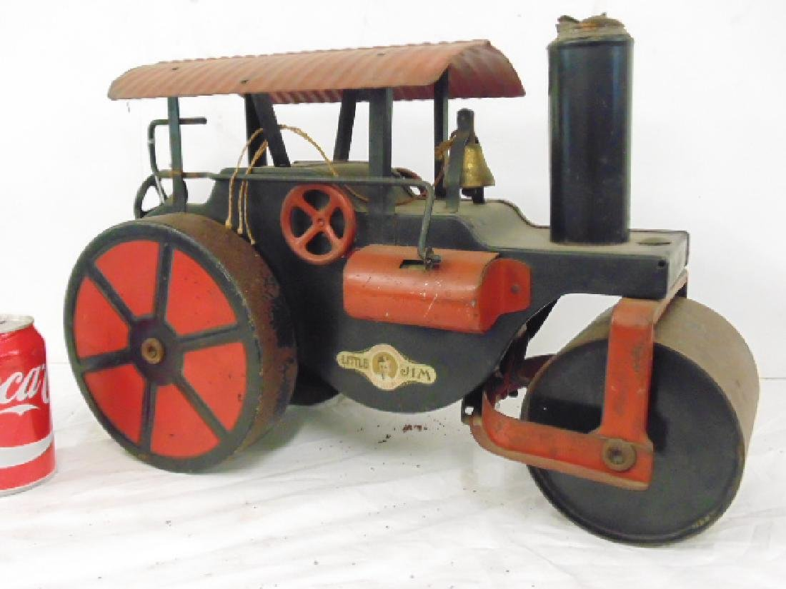Little Jim toy steam roller, JC Penney Company