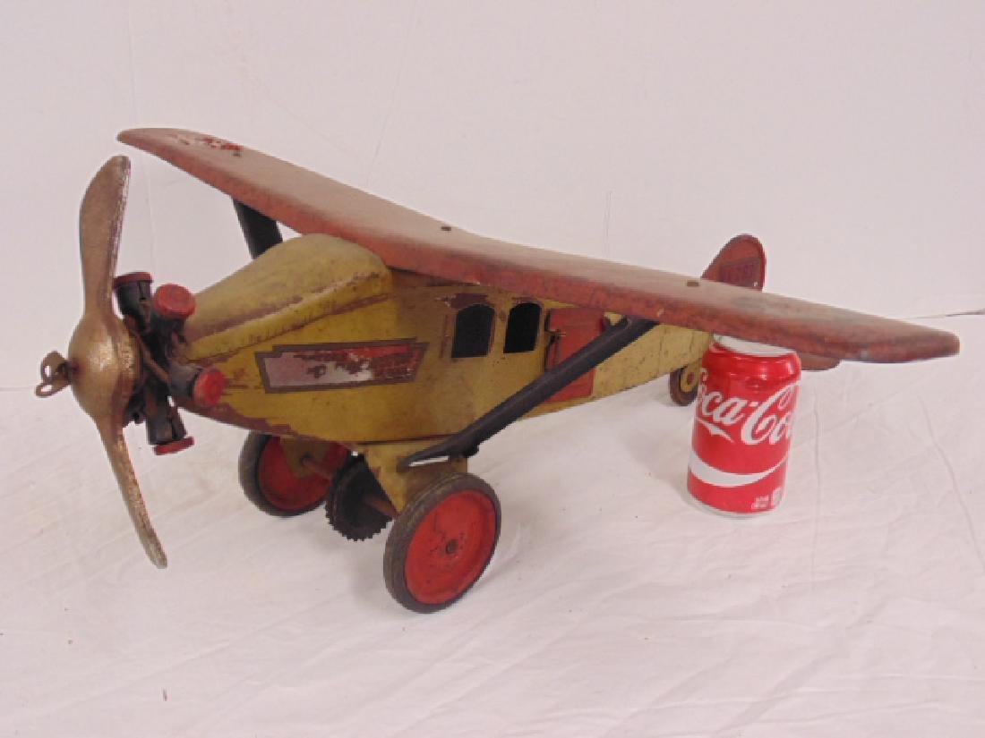 Keystone Rapid Fire Motor metal airplane