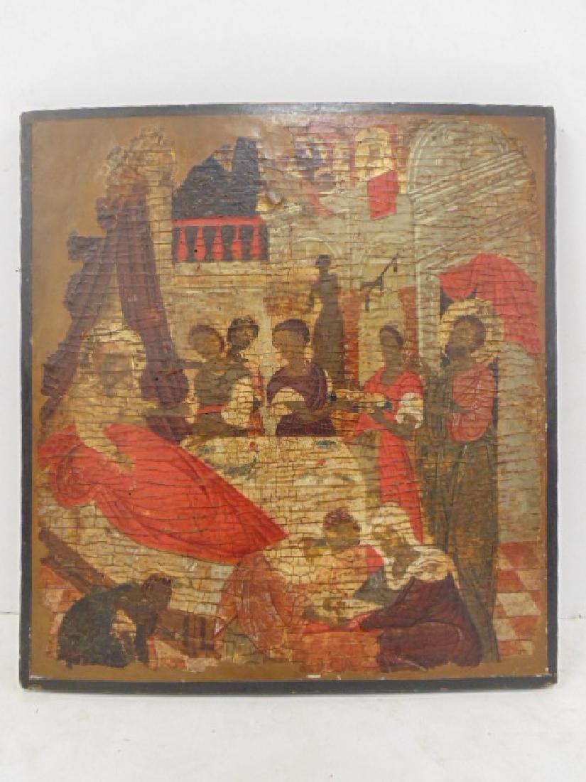 Early Byzantine icon