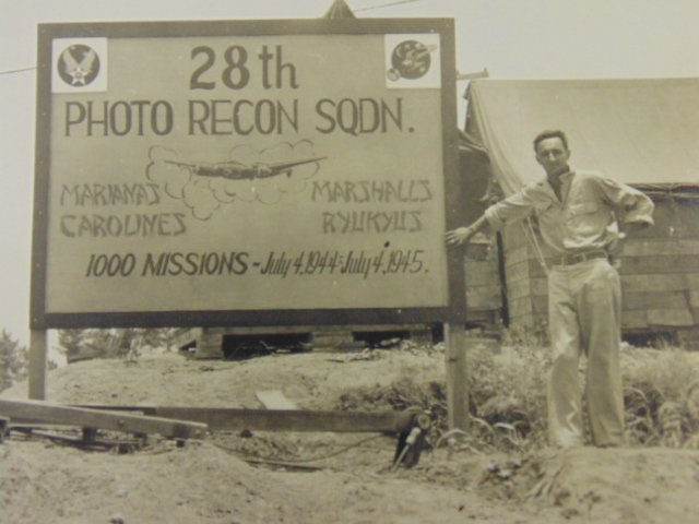 Photography lot, WW2, 28th Photo Recon Squadron - 2