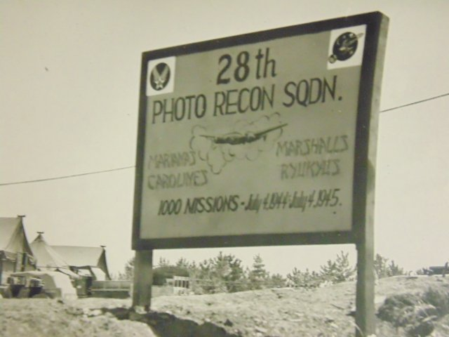 Photography lot, WW2, 28th Photo Recon Squadron - 4