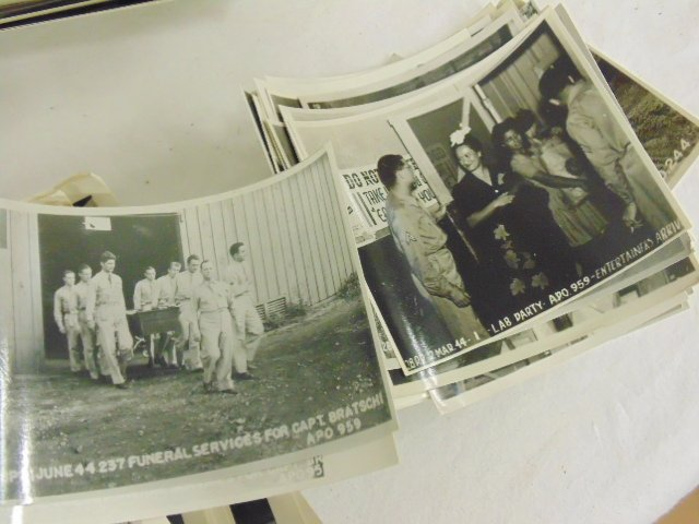Photography lot, WW2, 28th Photo Recon Squadron - 8