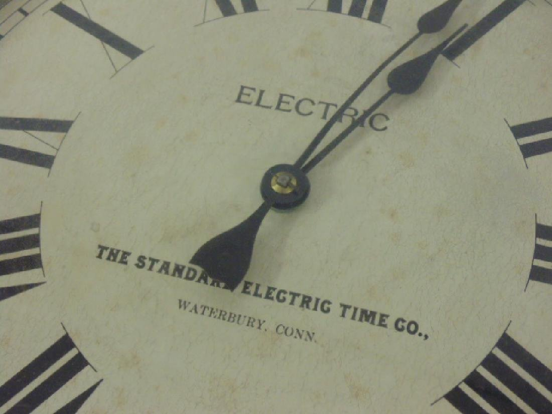 The Standard Electric Time Co. Clock - 3
