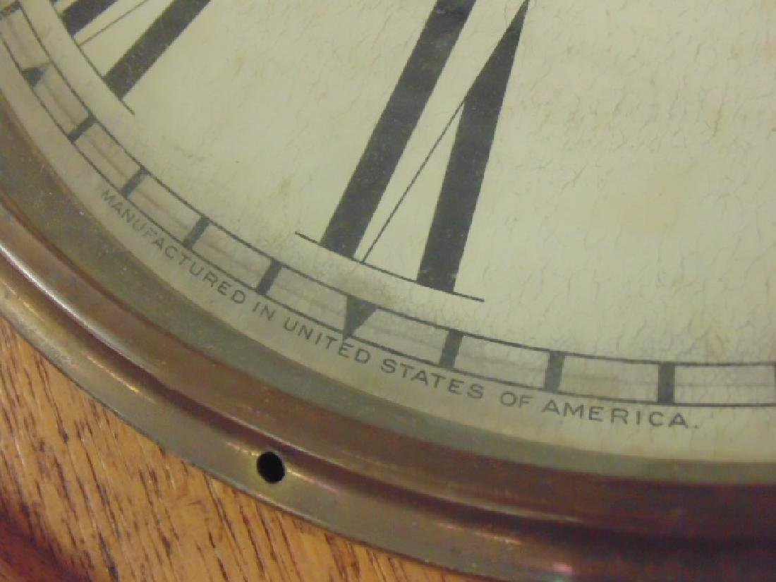 The Standard Electric Time Co. Clock - 4