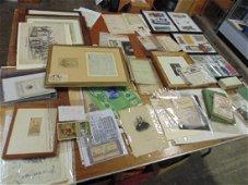 Large lot of Tammany Society memorabilia, pamphlets,