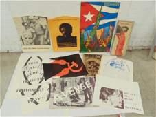 Lot 1960's civil rights, anti war, anti Vietnam